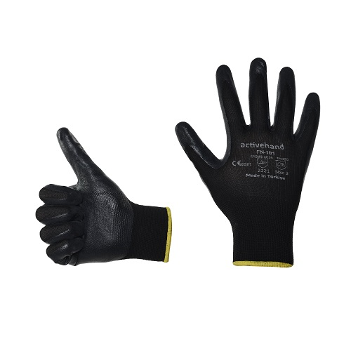 Textile Covered Gloves